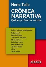 Libro Cronicas Narrativas