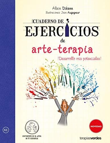 Libro Cuaderno De Ejercicios De Arte-Terapia