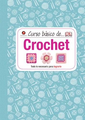 Libro Curso Basico De Crochet