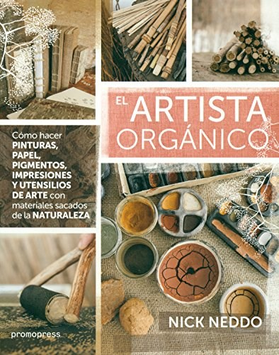 Libro El Artista Organico