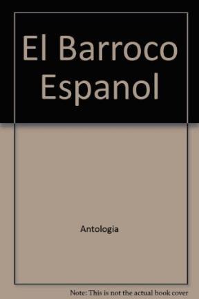 Libro El Barroco Español