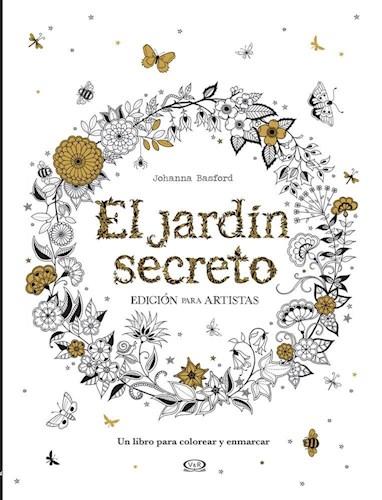 Libro El Jardin Secreto  Edicion Para Artistas