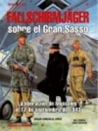 Libro Fallschirmjager  Sobre El Gran Sasso