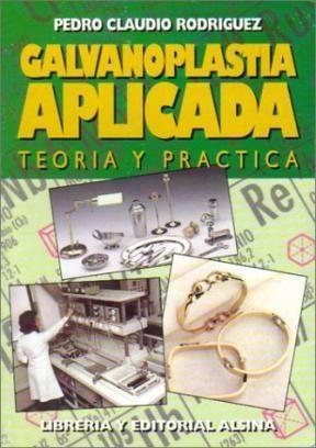 Libro Galvanoplastia Aplicada
