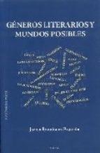 Libro Generos Literarios Y Mundos Posibles