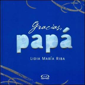 Libro Gracias  Papa