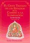 Libro Gran Tratado De Los Estadios Vol.Ii  En El Camino A La Iluminacion