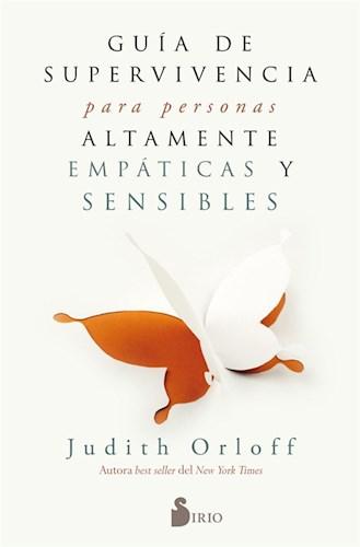 Libro Guia De Supervivencia Para Personas Altamente Empaticas Y Senisibles