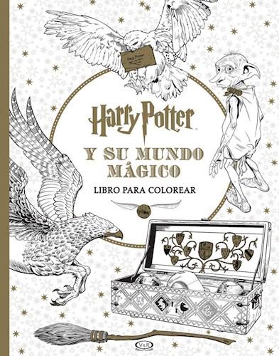 Libro Harry Potter Y Su Mundo Magico
