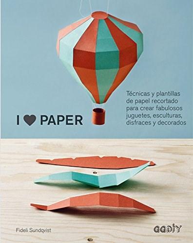 Libro I Love Paper
