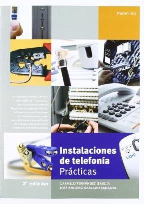 Libro Instalaciones De Telefonia  Practicas