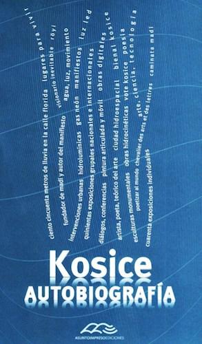 Libro Kosice Autobiografia