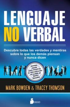 Libro Lenguaje  No Verbal