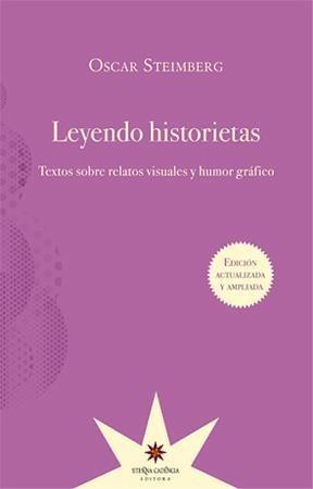 Libro Leyendo Historietas