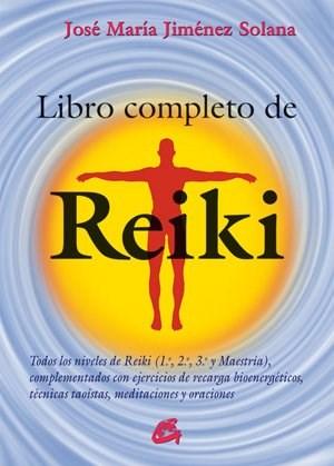 Libro Libro Completo Del Reiki (Nueva Edicion)