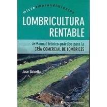Libro Lombricultura Rentable