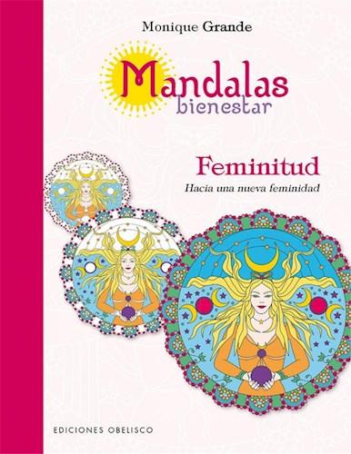 Libro Mandalas Bienestar  Feminitud