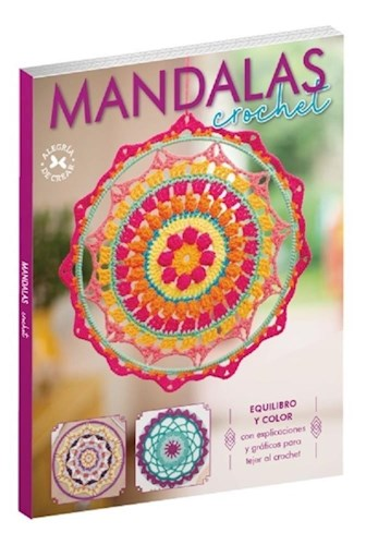 Libro Mandalas Crochet