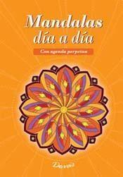 Libro Mandalas Dia A Dia  Con Agenda Perpetua