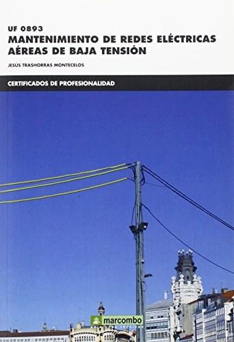 Libro Mantenimiento De Redes Electricas Areas De Baja Tension