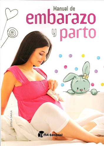 Libro Manual De Embarazo Y Parto