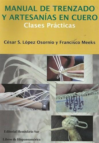Libro Manual De Trenzado Y Artesanias En Cuero