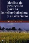 Libro Medios De Proteccion Para La Hortoflorofruticultura Y Viverismo