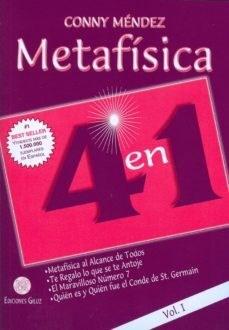Libro Metafisica 4 En 1 Vol I