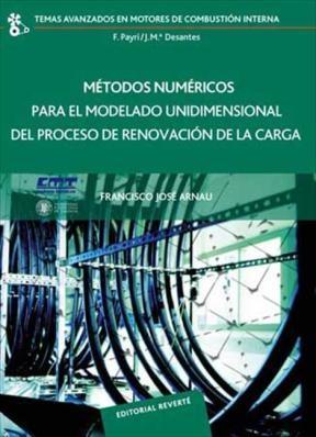 Libro Metodos Numericos Para El Modelado Inidimensional Del Proceso De Renovacion
