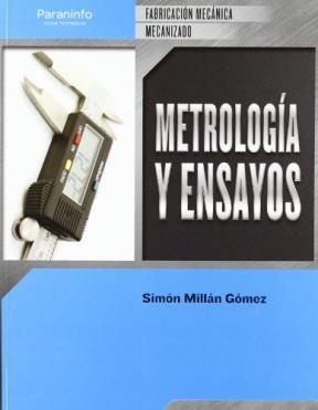 Libro Metrologia Y Ensayos