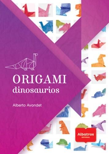 Libro Origami Dinosaurios