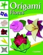 Libro Origami Flores