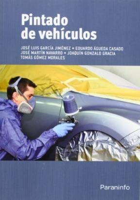 Libro Pintado De Vehiculos