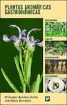 Libro Plantas Aromaticas Gastronomicas