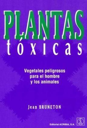 Libro Plantas Toxicas