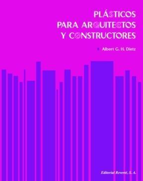 Libro Plasticos Para Arquitectos Y Constructores