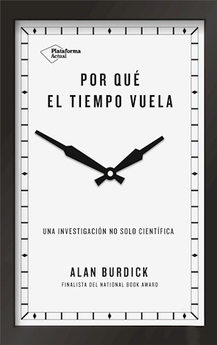 Libro Por Que El Tiempo Vuela ?