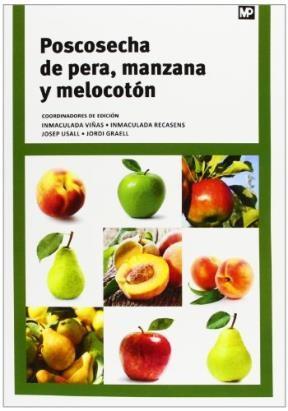 Libro Poscosecha De Pera Manzana Y Melocoton