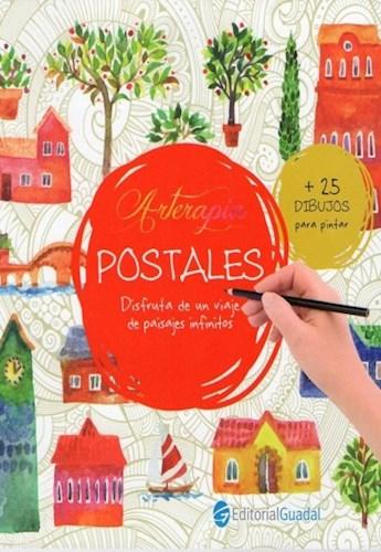 Libro Postales Coleccion Arterapia