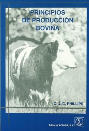Libro Principios De Produccion Bovina