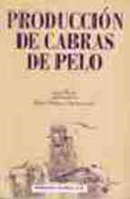 Libro Produccion De Cabras De Pelo