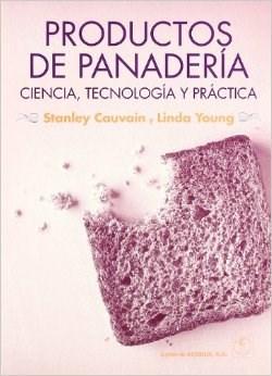 Libro Productos De Panaderia