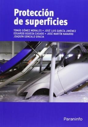 Libro Proteccion De Superficies