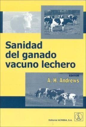 Libro Sanidad Del Ganado Vacuno Lechero