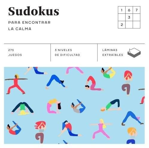 Libro Sudokus (Cuadrados De Diversion)