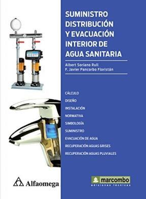 Libro Suministro Distribucion Y Evacuacion Interna De Agua