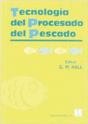 Libro Tecnologia Del Procesado Del Pescado