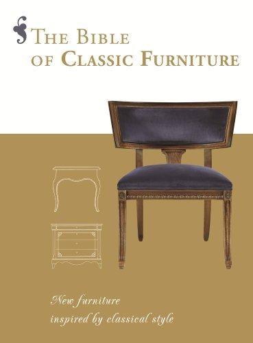 Libro The Sourcebook Of Classic Furniture