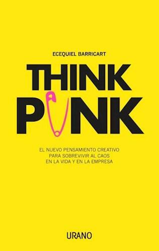 Libro Think Punk