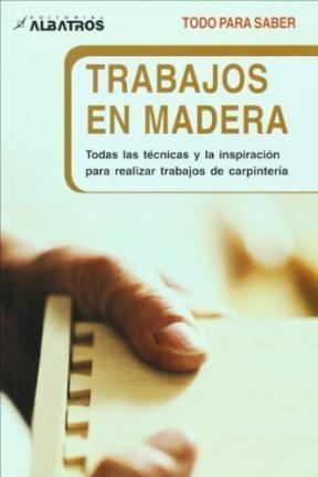Libro Trabajos En Madera